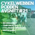 Cykelwebbenpodden avsnitt 21