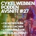 Cykelwebbenpodden avsnitt 27