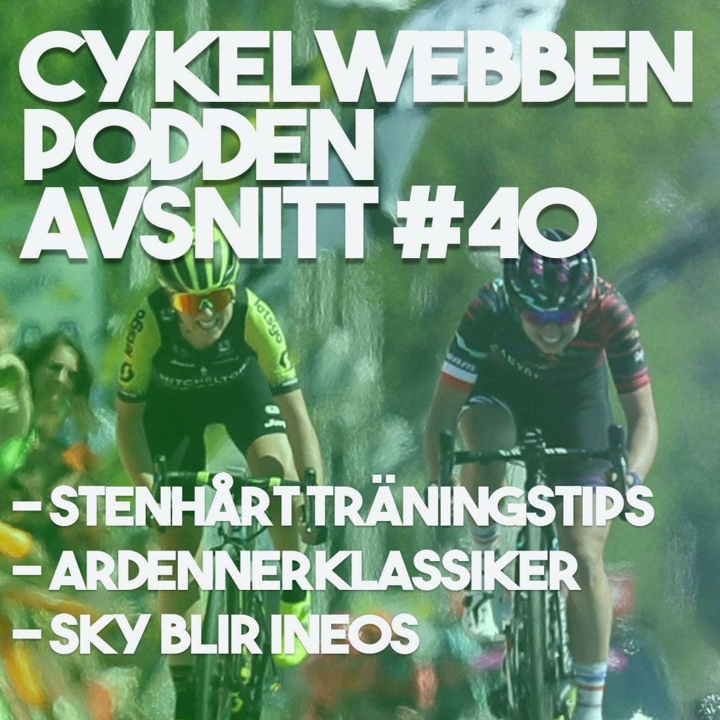 Cykelwebbenpodden avsnitt 40